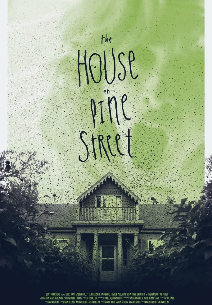 Poster de The House on Pine Street