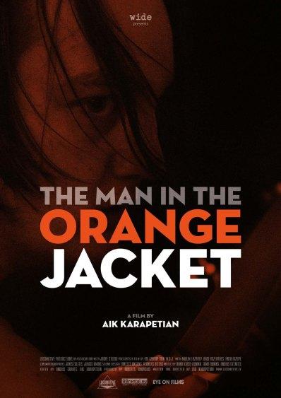 Poster de The Man in the Orange Jacket