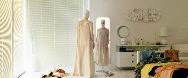 Susanne Wuest en Goodnight Mommy