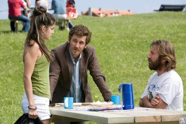 Clara Lago, Raúl Arévalo y Antonio de la Torre en Primos