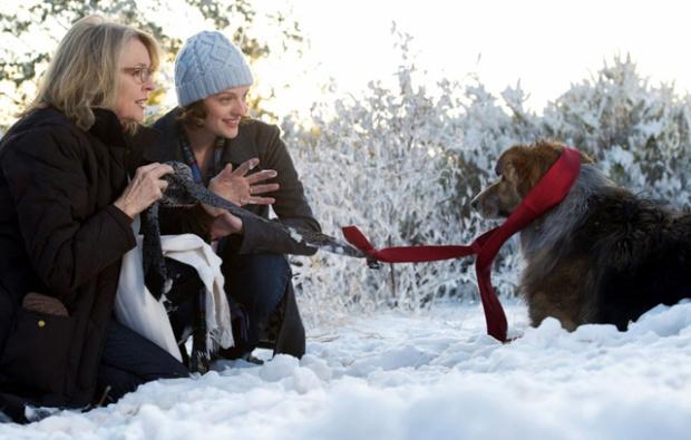 Diane Keaton y Elisabeth Moss en ¡Por Fin Solos!