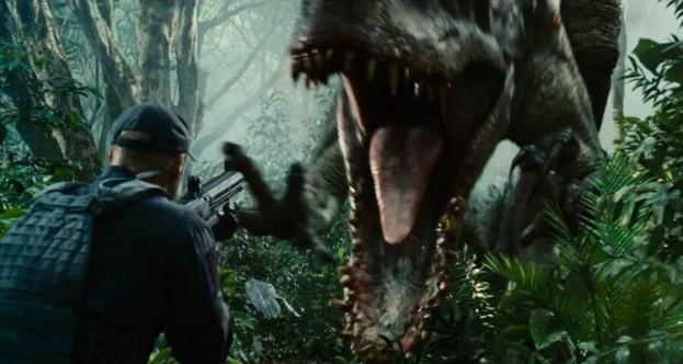 Indminus Rex de Jurassic World