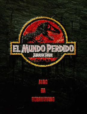 Poster de El Mundo Perdido