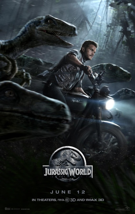 Poster de Jurassic World