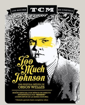 Poster de Too Much Johnson