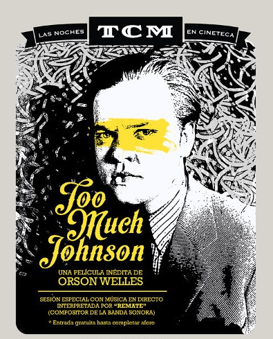 Poster de Too Much Johnson