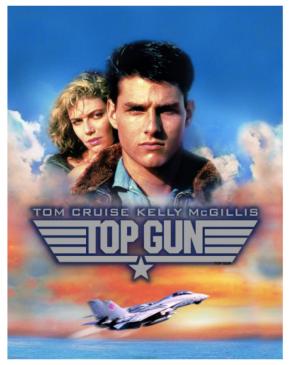 Poster de Top Gun