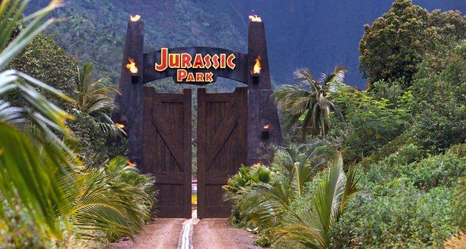 Puertas de Parque Jurásico