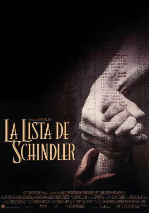 Poster de La Lista de Schindler