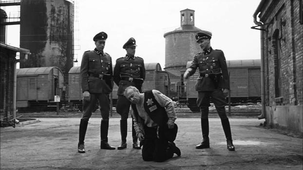 Ralph Fiennes en La Lista de Schindler