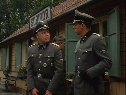Fotograma de Escape de Sobibor