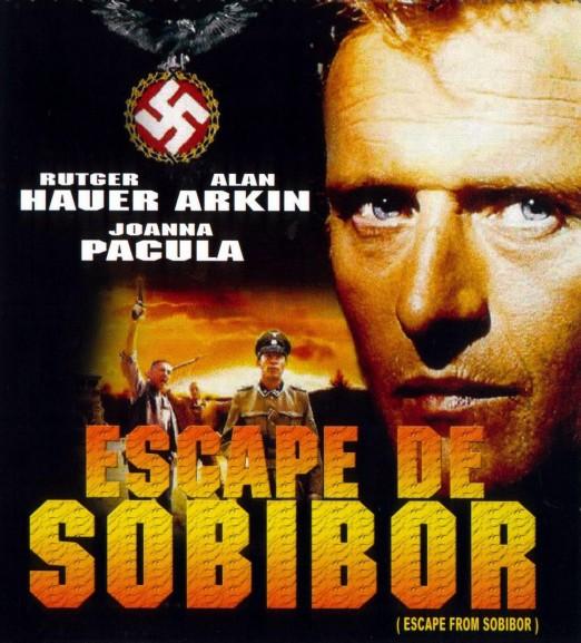 Poster de Escape de Sobibor