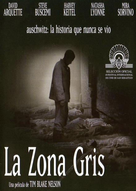 Poster de La Zona Gris