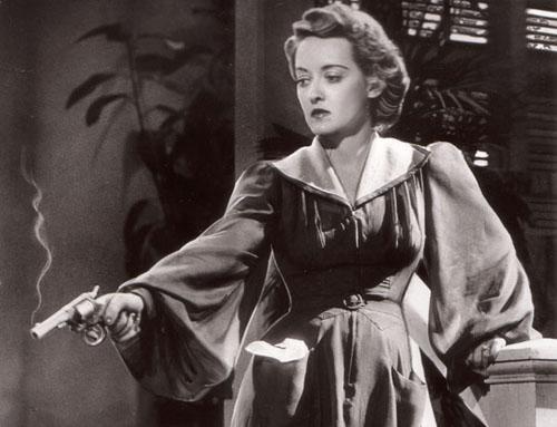 Bette Davis en La Carta