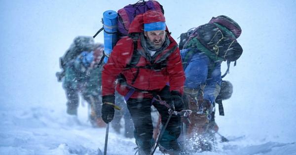 Jason Clarke en Everest