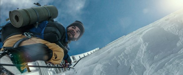 Michael Kelly en Everest