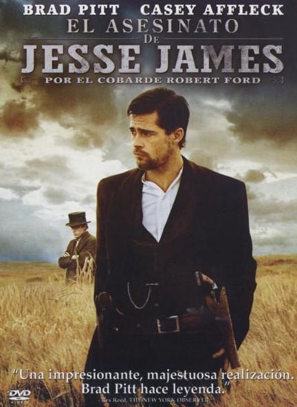 Poster de El Asesinato de Jesse James por el Cobarde Robert Ford