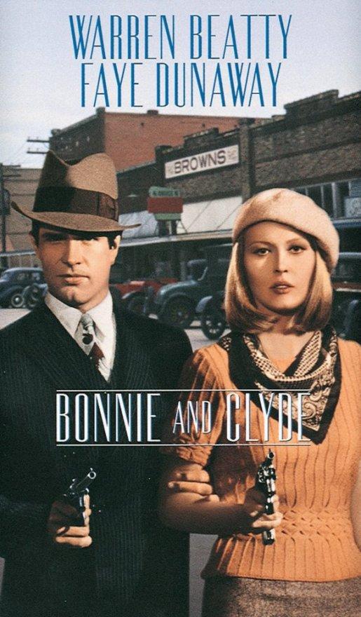 Poster de Bonnie y Clyde
