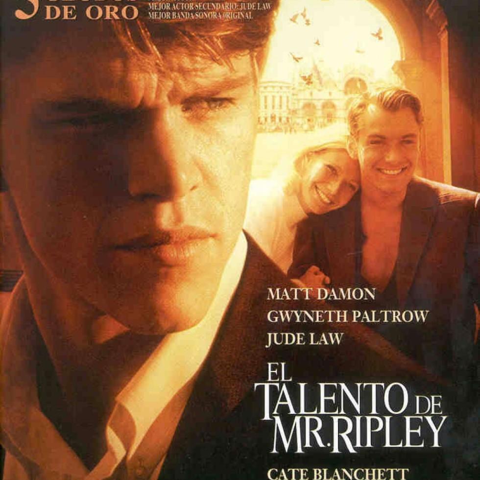 Poster de El Talento de Mr. Ripley