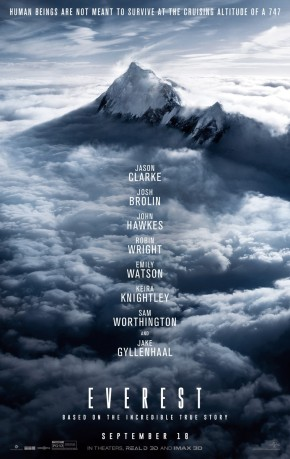 Poster de Everest