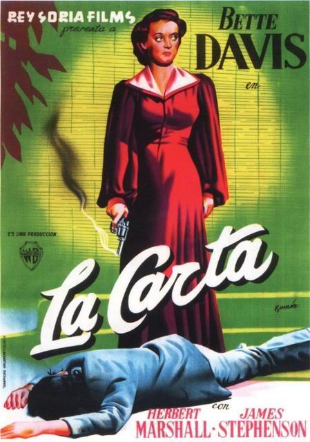 Poster de La Carta