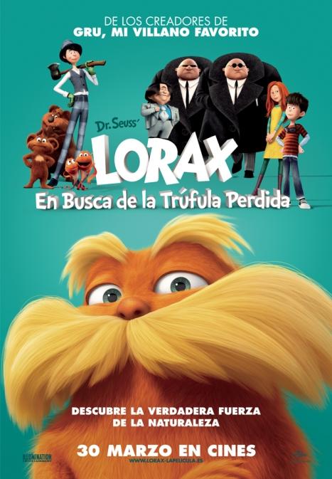 Poster de Lorax