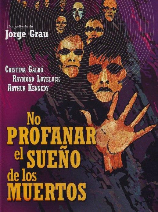 Poster de No Profanar el Sueño de los Muertos