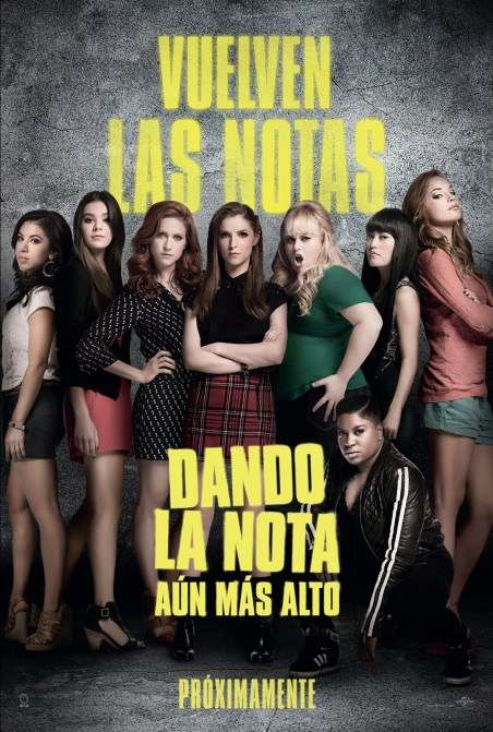 Poster de Pitch Perfect 2