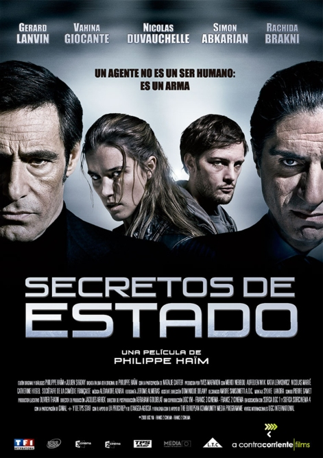 Poster de Secretos de Estado
