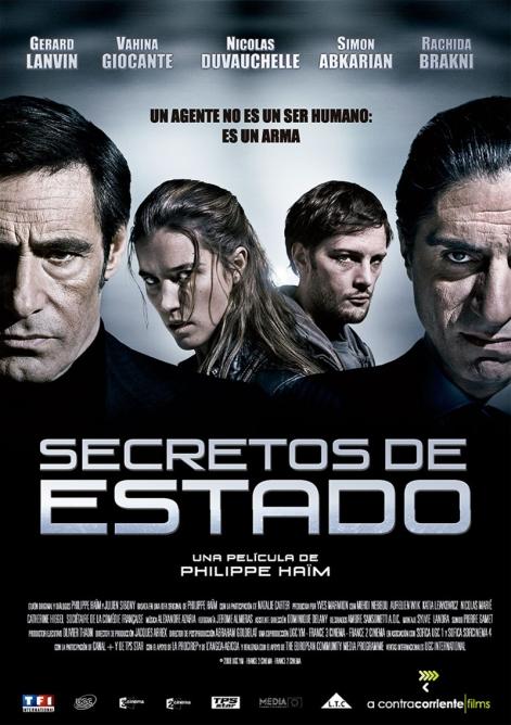 Poster de Secretos de Estado
