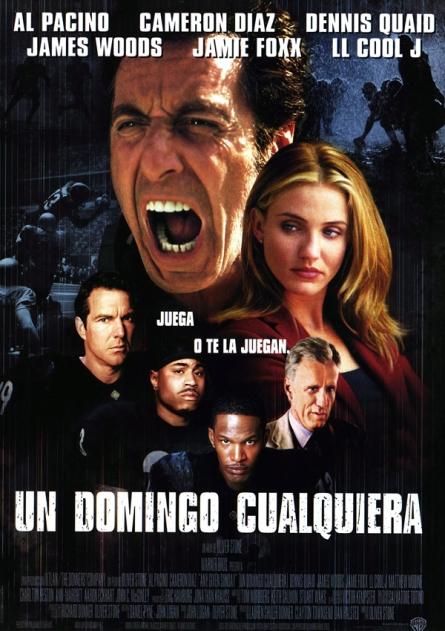 Poster de Un Domingo Cualquiera