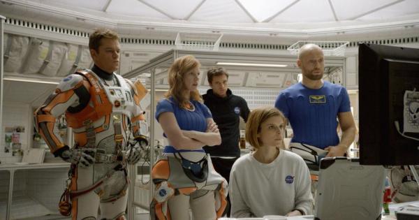 Fotograma de Marte (The Martian)