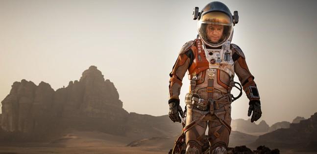 Matt Damon en Marte The Martian)