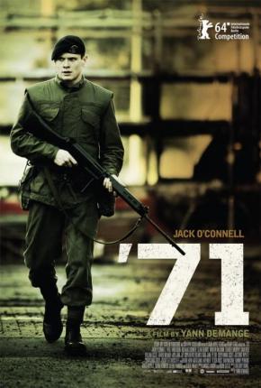 Poster de '71