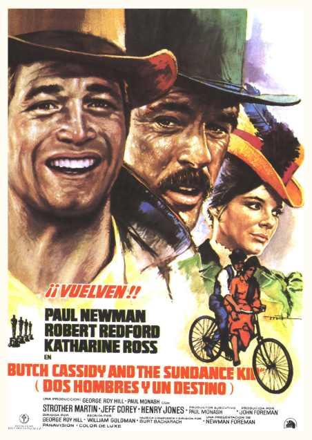 Poster de Dos Hombres y un Destino