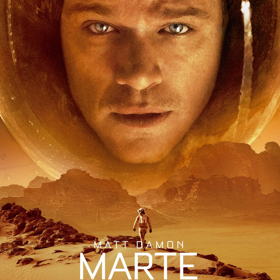 Poster de Marte