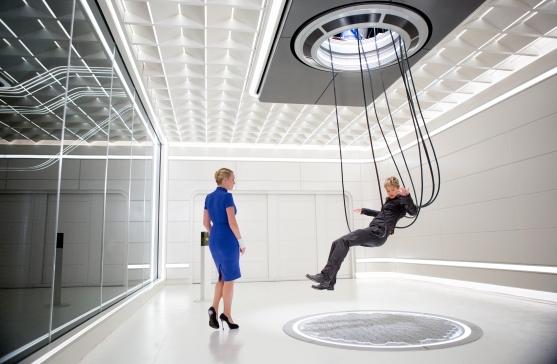 Kate Winslet y Shailene Woodley en Insurgente