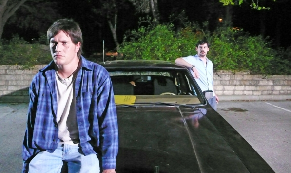 Nathan Harlan y Mark Reeb en The Overbrook Brothers