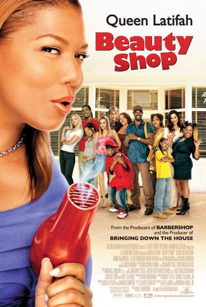 Poster de Beauty Shop