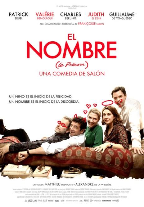 Poster de El Nombre