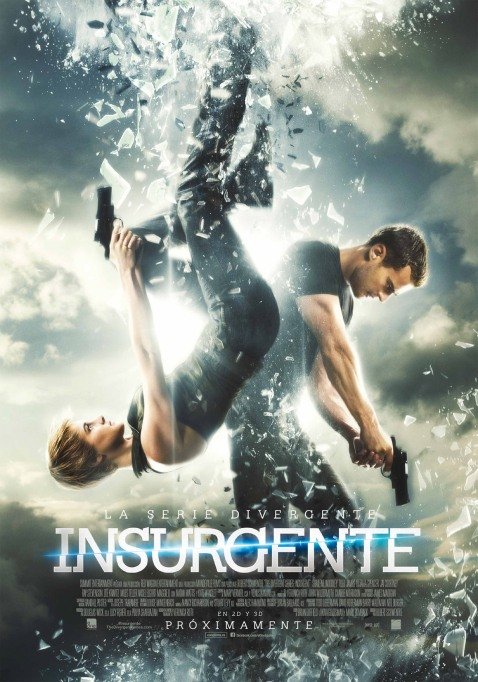 Poster de Insurgente