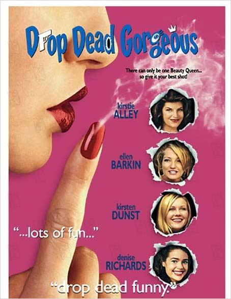 Poster de Drop Dead Gorgeus (Muérete Bonita)