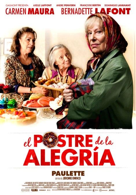 Poster de El Postre de la Alegría