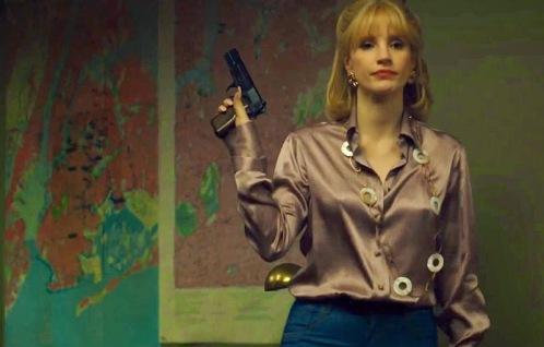 Jessica Chastain en El Año Más Violento
