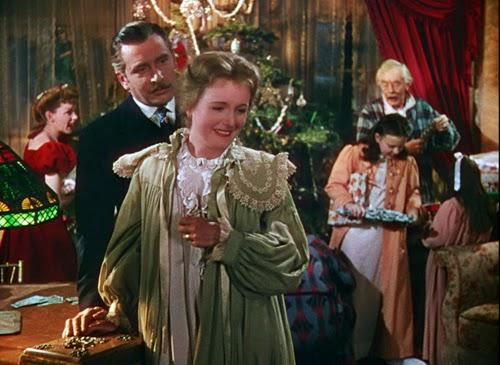 Mary Astor y Leon Ames en Cita en San Luis