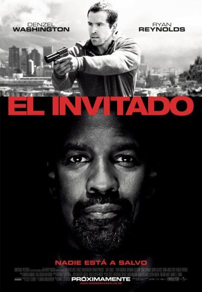 Poster de El Invitado