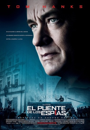 Poster de El Puente de los Espías