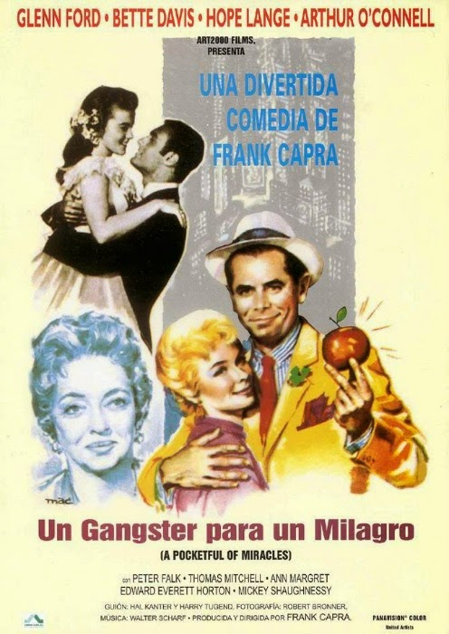 Poster de un Gangster Para un Milagro