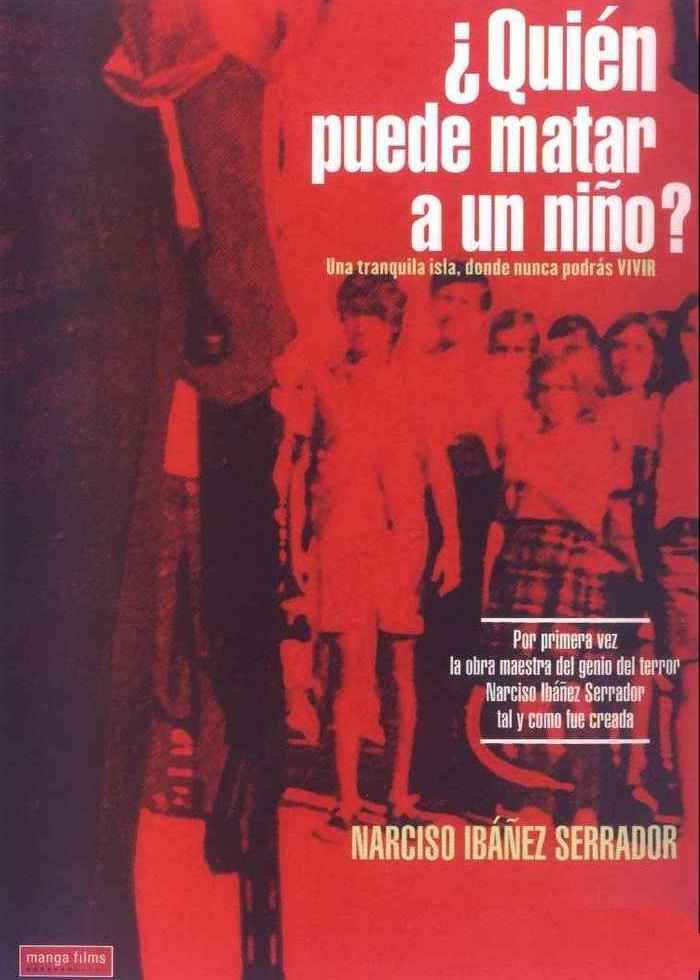 Poster de ¿Quién Puede Matar a un Niño?