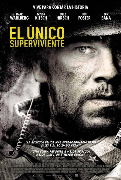 Poster de El Único Superviviente